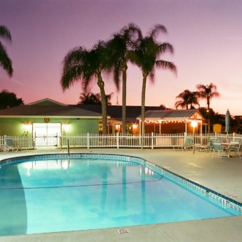 Clearwater Travel Resort